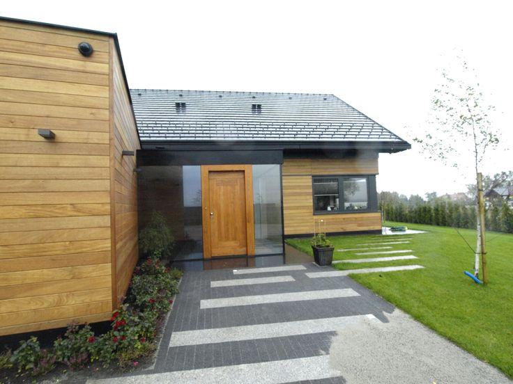 wiatrołap, okna,drzwi,  elewacje   www.alpinadesign.pl