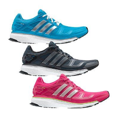 Adidas SS14 Womens Energy Boost 2 Running Shoes - Cushion