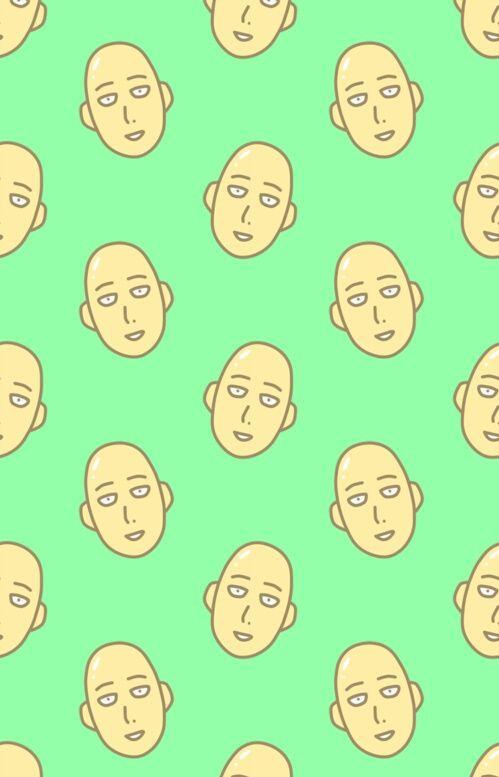 17 best ideas about man wallpaper on pinterest one punch - Funny one punch man wallpaper ...