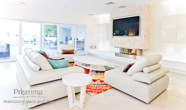 TV lounge design Di Henshall1