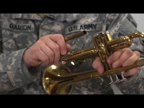 ▶ Stuck Slides: Trumpet Instrument Repair - YouTube