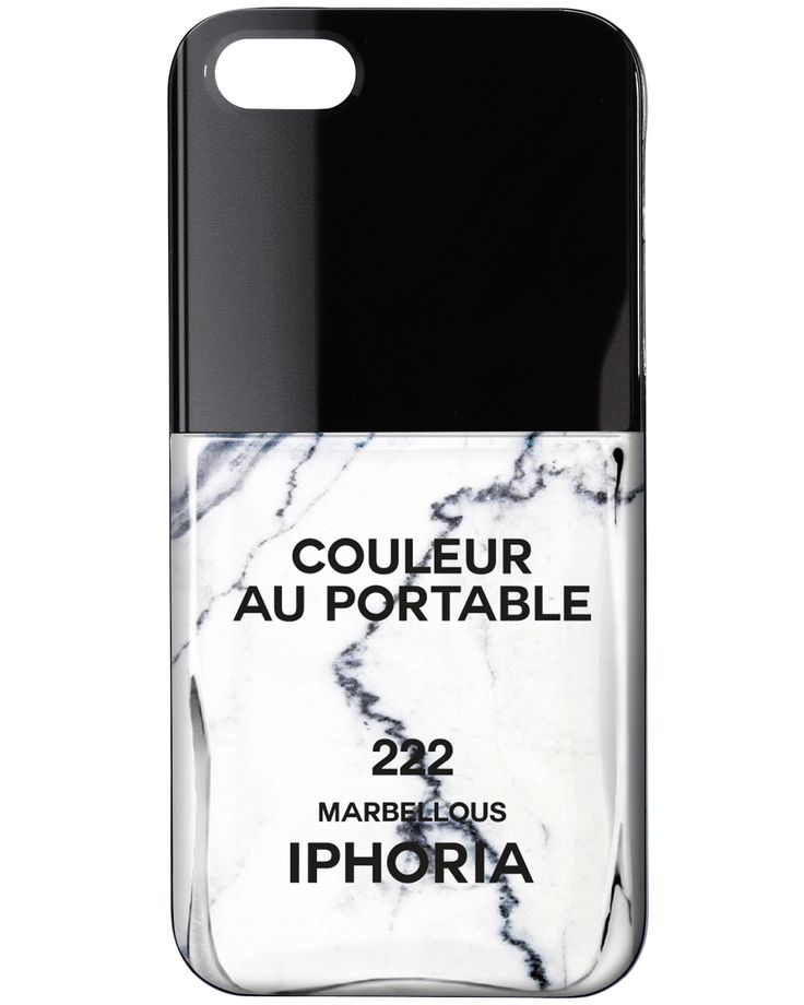LODENFREY   IPHORIA iPhone Case 5/5s Marbellous 45,90 € www.lodenfrey.com