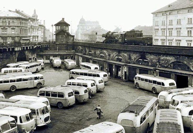 Praha - Florenc