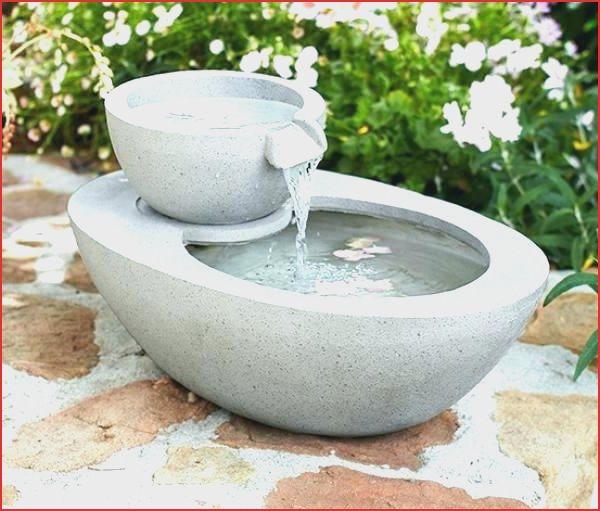 Garten Konzept 27 Tolle Gartenbrunnen Selber Bauen Stein O15p My