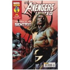 The Avengers United #86 from Marvel/Panini Comics UK. 12th December 2007 issue. In very good condition internally and cover. Bagged and boarded. £2.00