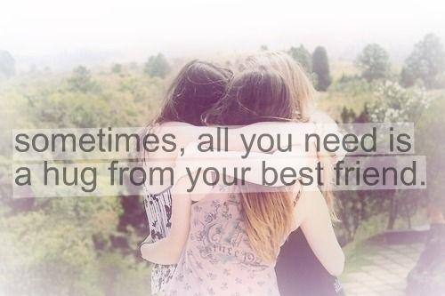 Hug Your Best Friend!