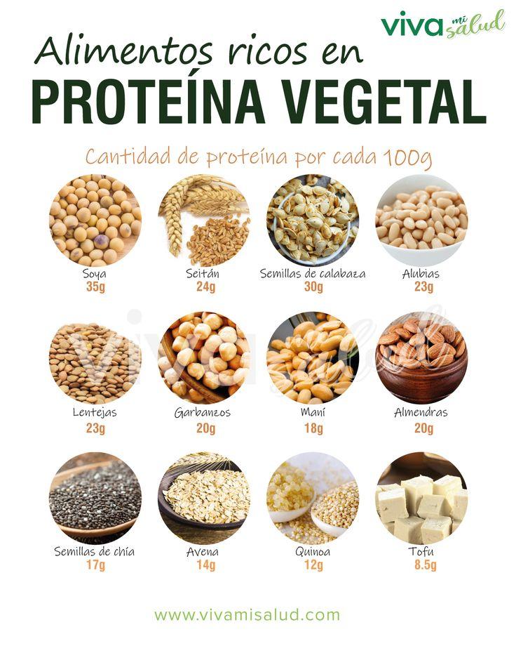 Las proteínas vegetales son una opción para mantener tu salud en buen estado. En Viva mi salud te presentamos algunos alimentos de origen vegetal con gran aporte proteico. #comidavegetariana #vegetariana #comidavegana #vegana #alimentación #nutrición #salud #bienestar #vivamisalud Vegan Life, Healthy Life, Healthy Eating, Veggie Recipes, Dog Food Recipes, Cooking Recipes, Vegan Vegetarian, Vegetarian Recipes, Healthy Recipes