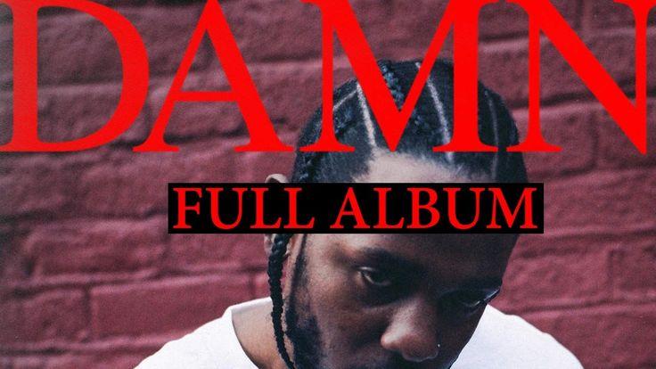 Kendrick Lamar - DAMN. full album (2017)