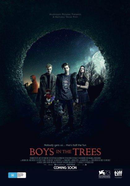 Boys in the Trees Movie