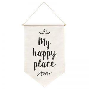 Bandeirola My Happy Place