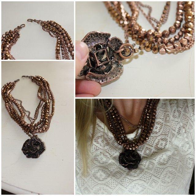 {Styled} by Tori Spelling DIY Jewelery!