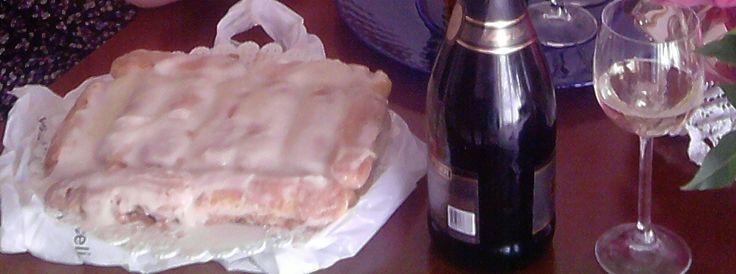 TIRAMISU' DI IMMY  (senza uovo e mascarpone)- Tiramisù con i crema al…