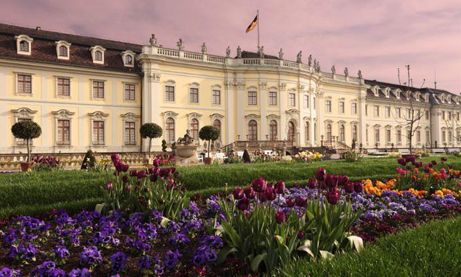 Hotel Ludwigsburg Nahe Schloss