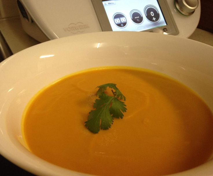 Recipe Tasty Pumpkin Soup by Larissa07 - Recipe of category Soups