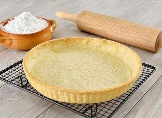 Aluat de tarta / Crusta pentru tarta