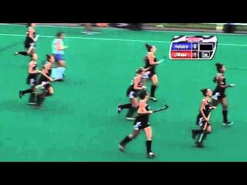 ▶ 9/22: UMass Field Hockey Highlights vs. Hofstra