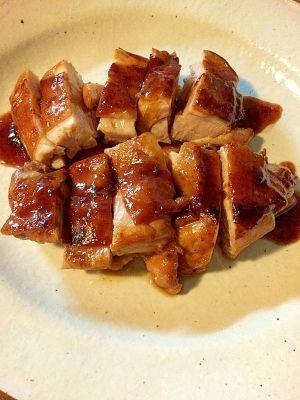 「お弁当にも☆照り焼きチキン」お弁当やサンドイッチにも(*^^*)【楽天レシピ】