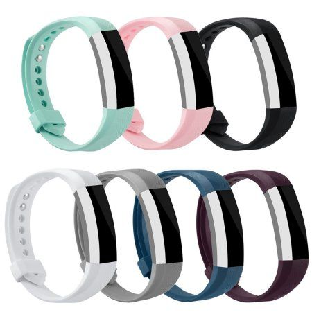 Free Shipping. Buy Fitbit Alta HR and Alta Bands 7 Pack Adjustable Replacement Wristbands Soft TPU Material Strap Band for Fitbit Alta/Alta HR Special Style-Large at Walmart.com