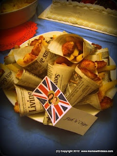 A mama with ideas...: Diamond Jubilee... street party ideas & recipes (part 1)