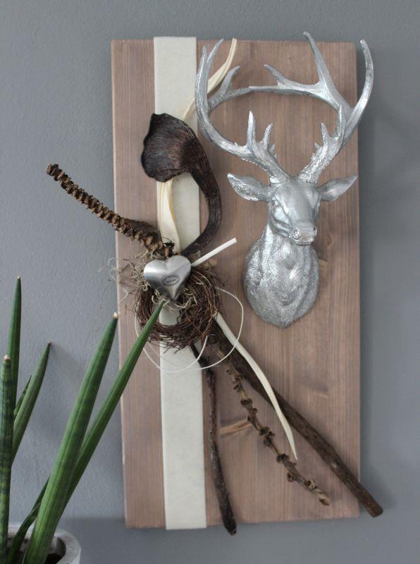 Die Besten 25 Wanddeko Holz Ideen Auf Pinterest Holz