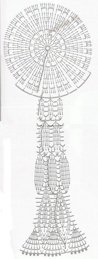 145 best patrones images on Pinterest | Crochet doilies, Doilies ...