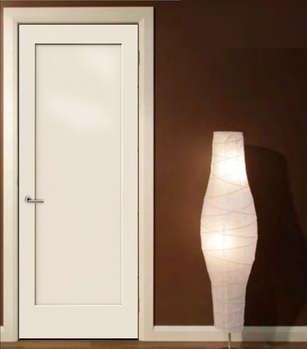 Be sure to take a look at the NEW Madison molded door. It is a one-panel fully recessed smooth surface door with dramatic shadow lines and a look that ... & 41 best images about The MADISON Molded Interior Door on Pinterest ... Pezcame.Com