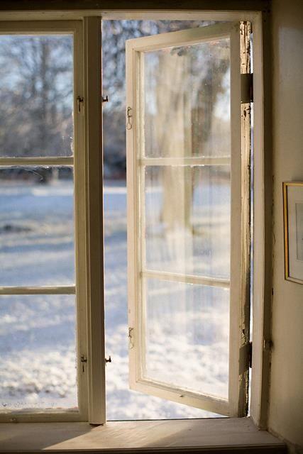 fresh winter air-everyday!!