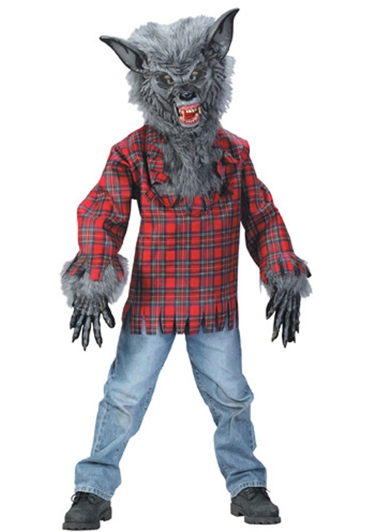 Werewolf Costume Child - Child Halloween Costumes at Escapade™ UK - Escapade Fancy Dress on Twitter: @Escapade_UK