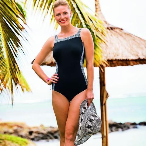 Anita Leslie Mastectomy Swimsuit: 16, 20