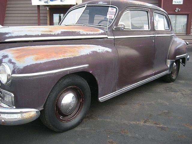 Best 25 dodge sedan ideas on pinterest abandoned for 1948 dodge 2 door sedan