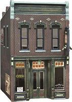Woodland Built-N-Ready Sullys Tavern - N-Scale N Scale Model Railroad Building #4940