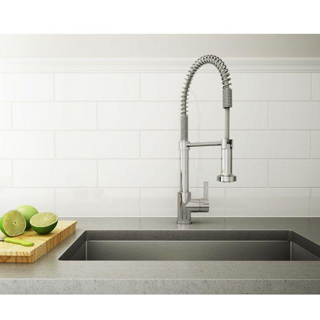 Les 25 meilleures id es concernant robinet douchette sur for Robinet salle de bain rona