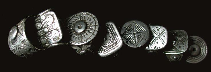 Anillos mapuches