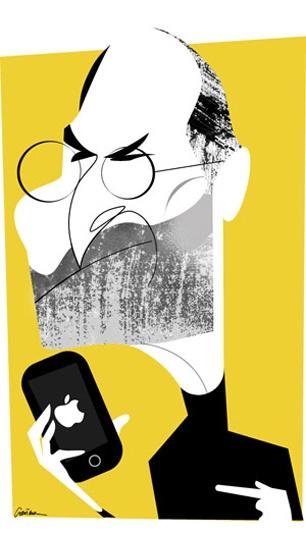 Steve Jobs    —    Revista SABADO (portugal)