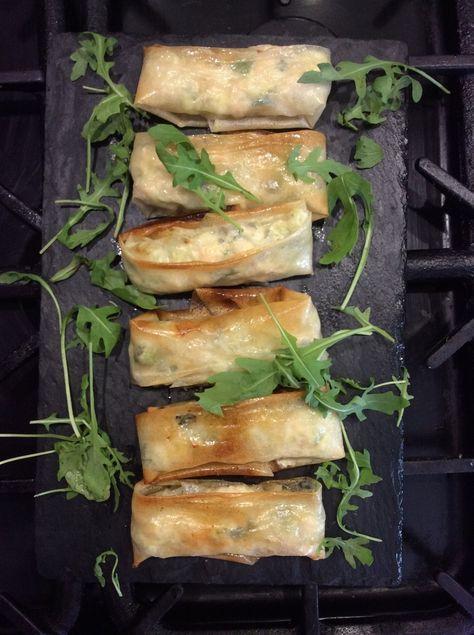 brick au saumon et à la courgette, recette omnicuiseur
