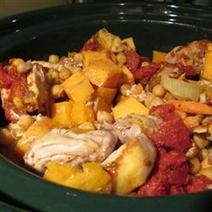 Chicken Marrakesh in the Slow Cooker - see my latest recipe at www.losing100.com