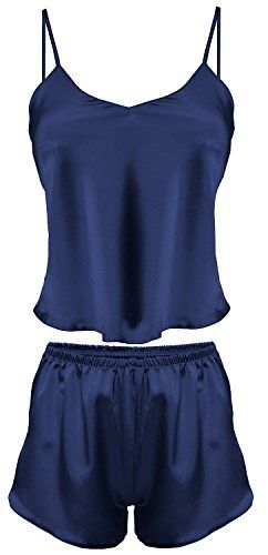 DKaren Sexy Satin Nightwear Top and Boxer Shorts Lingerie... https://www.amazon.co.uk/dp/B00J9HXNHC/ref=cm_sw_r_pi_dp_x_k8gnzb73GJCBC