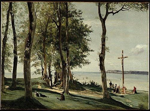 Les 104 meilleures images propos de corot sur pinterest - Palette europeenne dimension ...