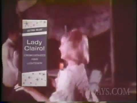 Hair Stuff Vintage TV Ad