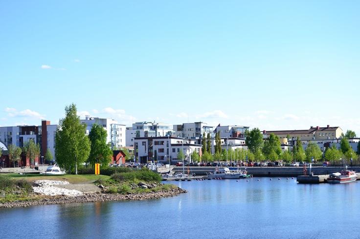 Oulu tori, Finland