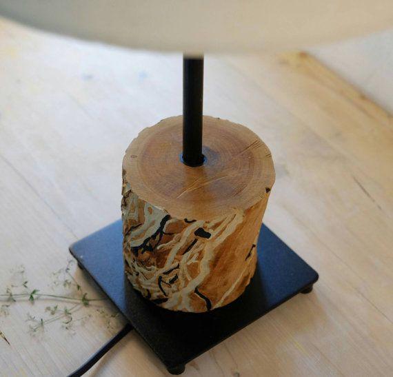 Guarda questo articolo nel mio negozio Etsy https://www.etsy.com/it/listing/289728917/lampada-in-legno-di-ciliegioluce-del