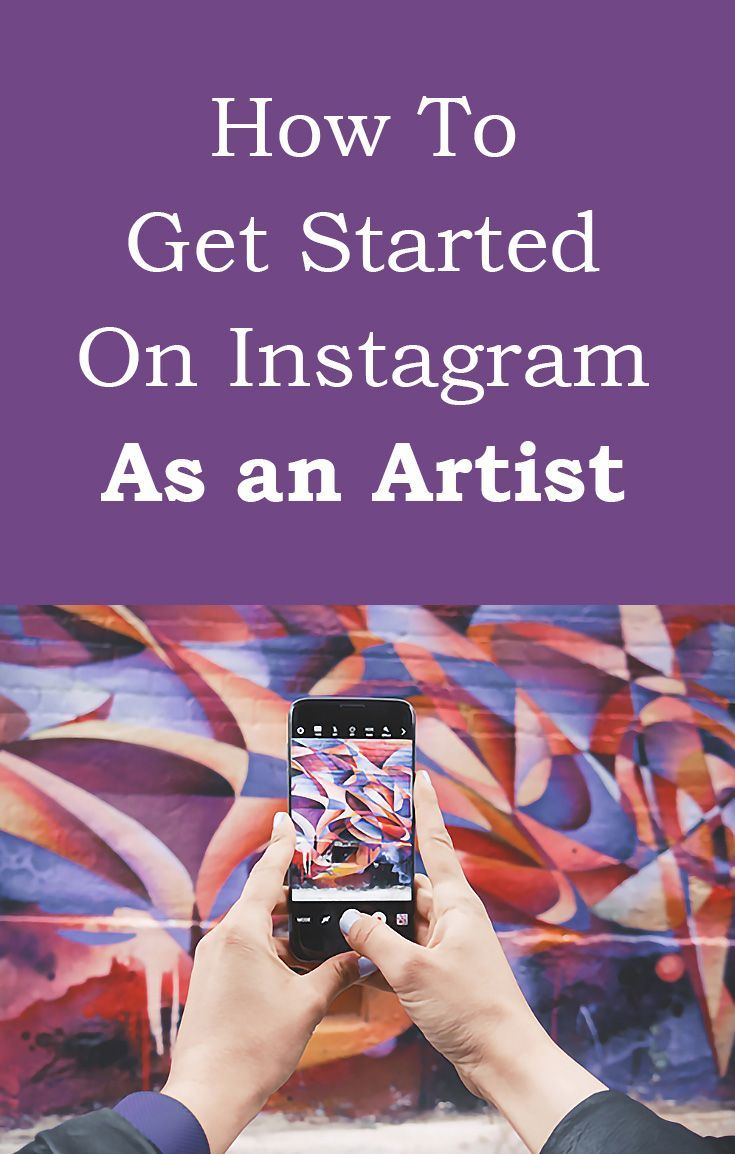 Putting Your Art On Instagram Here Are 3 Tips To Get You Started Selling Art Online Art Business Selling Artwork