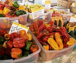 10 #farmersmarkets to visit before you die, including a stop by the Santa Monica Farmers Market.
