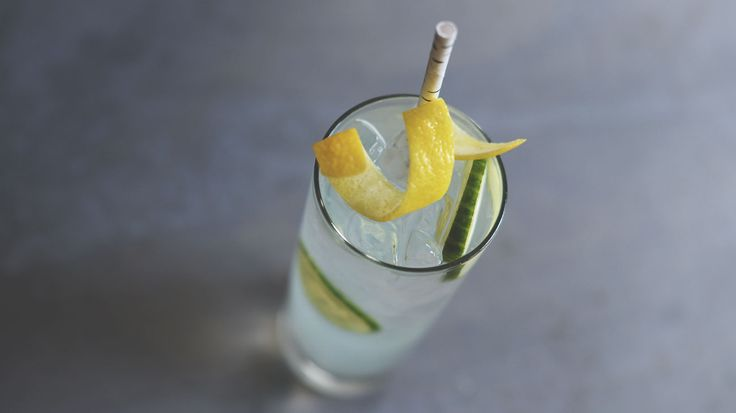 La légende du #TomCollins #Cocktail #Drink