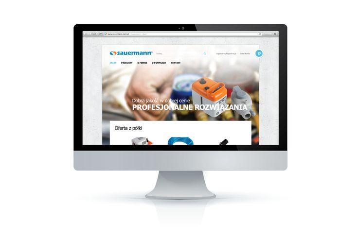 Pompki skroplin- kolorowe i fotogeniczne. W sam raz, by zrobić im zdjęcia. Zajrzyjcie do sklepu www.sauermann.com.pl - to jedno z naszych nowszych zleceń.