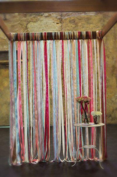 Confesiones de una boda cintas para decorar tu boda - Cintas para decorar ...