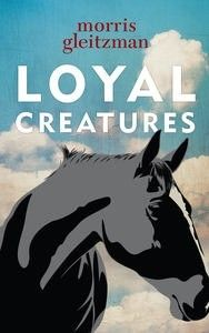Loyal Creatures by Morris Gleitzman. Like many of his mates from the bush, Frank Ballantyne is keen to join the grand adventure and do his bit. So Frank ups his age and volunteers with his horse Daisy ... and his dad. In the deserts of Egypt and Palestine he experiences all the adventure he ever wanted, and a few things he wasn't expecting. Heartbreak, love and the chance to make the most important choice of his life.