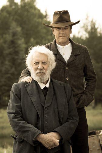 Kiefer et Donald Sutherland à l'affiche de Forsaken | CineChronicle