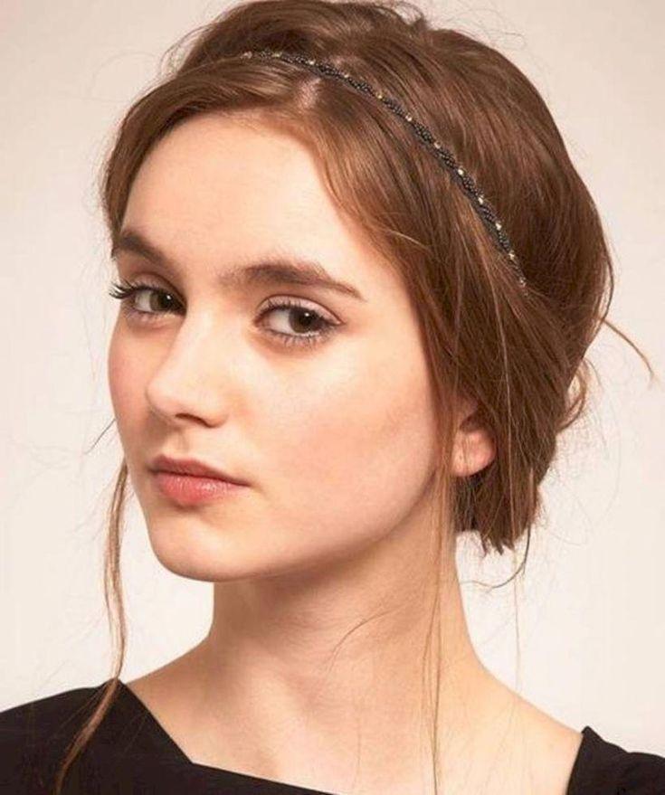 chaotisch kurze Frisuren Lazy Hair #teenagegirlhairstyles
