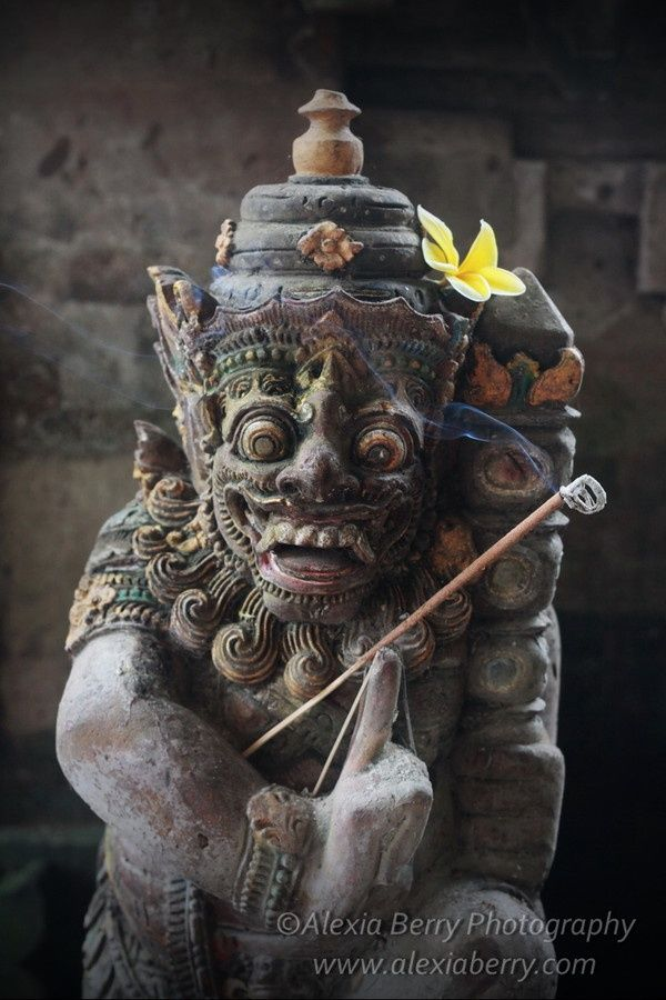 Barong, King of the spirits. Bali, Indonesia.